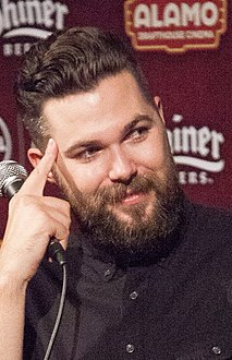 Robert Eggers - The Witch,Fantastic Fest 2015-1667 (28894993650) (cropped).jpg