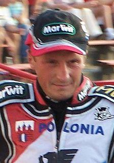 Robert Kościecha Polish speedway rider