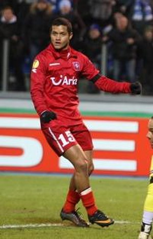 Roberto Rosales - Rosales playing for Twente.