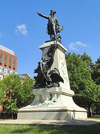 Major General Comte Jean de Rochambeau