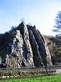 Rocher de la Vierge à Comblain-la-Tour et Xhoris.jpg