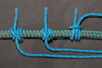 Rolling hitch - Image: Rolling And Magnus Hitch Variations