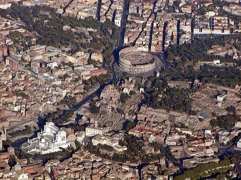 File:Rome airal picture.jpg