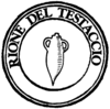 Official seal of Testaccio