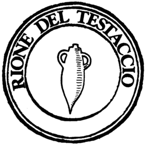 Testaccio - Logo of the rione