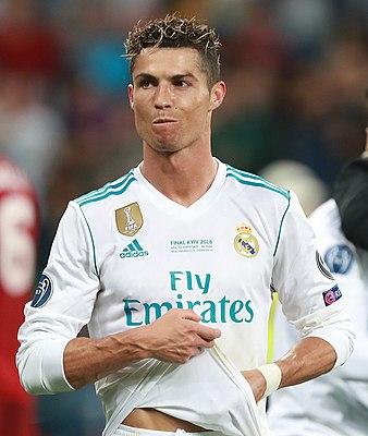 51bb69bcdc2 Cristiano Ronaldo - Wikiwand