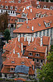 Rooftop view from the back entrance to the Castle, Prague - 9472.jpg