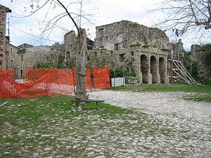 Parco Nazionale del Cilento, Vallo di Diano e Alburni - Image: Roscigno Vecchia 4