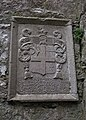 Ross Friary Choir Memorial Plaque dedicated to Ullick Burke and Kate Lynch 2010 09 14.jpg