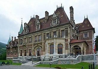 Reichenau an der Rax - Hinterleiten Palace