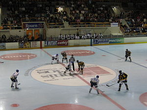 Ligue Magnus - Ligue Magnus game in 2007