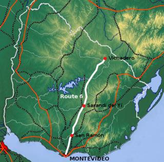Route 6 (Uruguay)