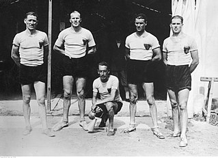 1934 European Rowing Championships international rowing event