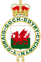 Royal Badge of Wales (1953).svg