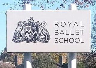Royal Ballet School Independent school in London