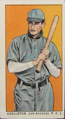 Royal Eugene Castleton(baseball).JPG