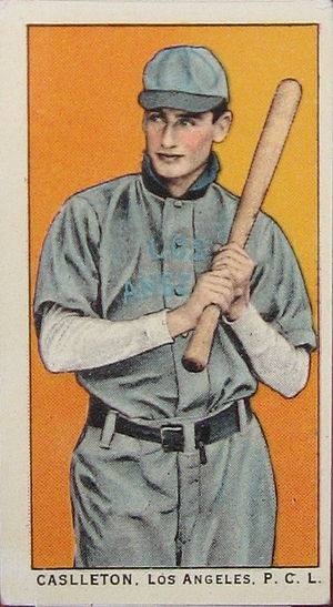 Roy Castleton - Image: Royal Eugene Castleton(baseball)