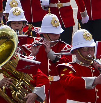 Royal Gibraltar Regiment - The Band of the Royal Gibraltar Regiment.