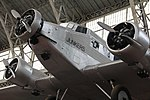 Royal Military Museum, Brussels - Junkers Ju-52-3m (11449009803).jpg