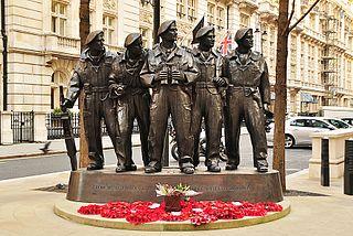 Royal Tank Regiment Memorial war memorial in London