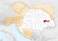 Royaume de Hongrie 1914 Comitat de Kolozs.png