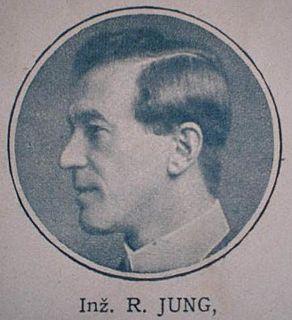 Rudolf Jung Czechoslovak member of Czechoslovak national parliament and german nation politician