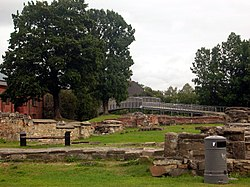 Ruine of St. Mary's Church, Oslo 02.jpg