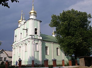 Sebezh - Holy Trinity Church