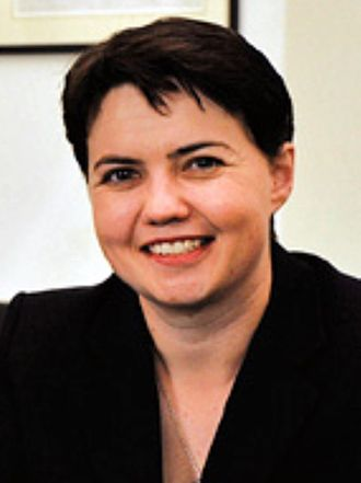 2016 Scottish Parliament election - Image: Ruth Davidson 2012 (cropped)