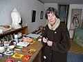 Ruth Steinegger in ihrem Atelier.jpeg