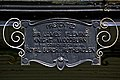 Rutherglen, Overtoun Park, Queen Victoria Jubilee Fountain - Plaque (K5IM9854 v1).jpg
