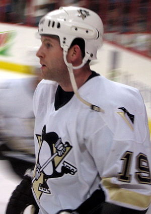 Ryan Whitney - Whitney with the Penguins