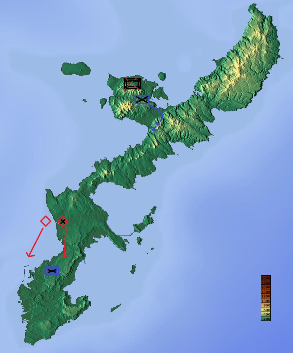 Ryukyu Invasion Phase6