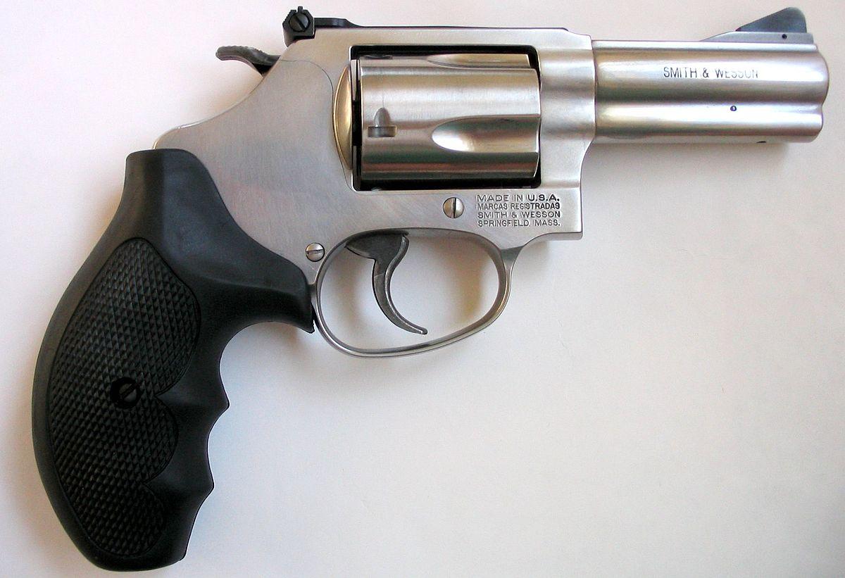 Smith & Wesson Model 60 - Wikipedia