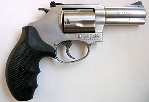 Smith & Wesson Model 60 - Image: S&W 60 3in
