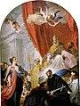 S. Anselmo Vescovo e Papa Gregorio VII con Matilde di Canossa.jpg
