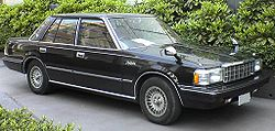 S120 series Crown sedan Royal Saloon