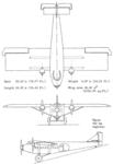 SABCA S.XI 3-view NACA-AC-160.png