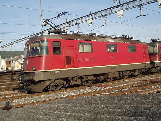スイス国鉄Re420形電気機関車 - ...