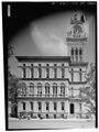SOUTH SIDE ELEVATION - City Hall, 601 West Jefferson Street, Louisville, Jefferson County, KY HABS KY,56-LOUVI,16-4.tif