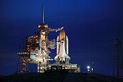 STS-125 RSS Retract LA1