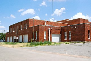 Enid Armory United States historic place