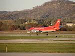 Saab 340 arrving LSE (299162894).jpg
