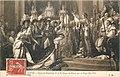Sacre de Napoleon Ier a Notre Dame de Paris par le Pape Pie VII en 1804.jpg