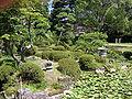 Sadouga shima temple pond 2004.jpg