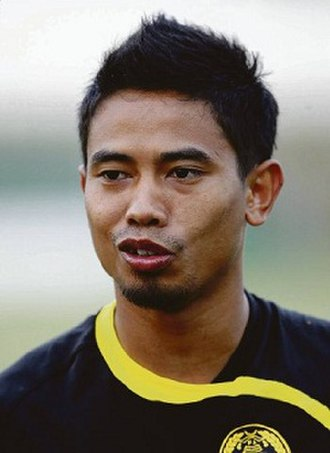 Safiq Rahim - Safiq with Malaysia national team in 2011