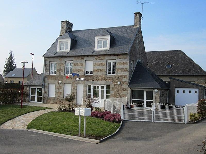 Saint-Martin-le-Bouillant, Manche