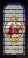 Saint-Pierre-Église Église de Saint-Pierre apôtre Baie 04 Marche sur les eaux 2016 08 21.jpg