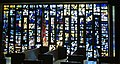 Saint Francis of Assisi Catholic Church stained glass window Ann Arbor Michigan.JPG