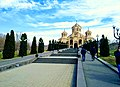 Saint Gregory Cathedral, Yerevan 02.jpg